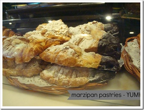 marzipan pastry