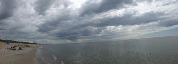 playa de Juodkrantė