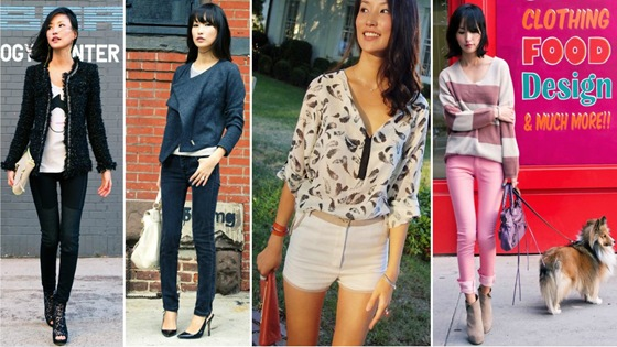 Roupas para mulheres magras: Dicas e looks para se inspirar. Foto: MissPouty 03