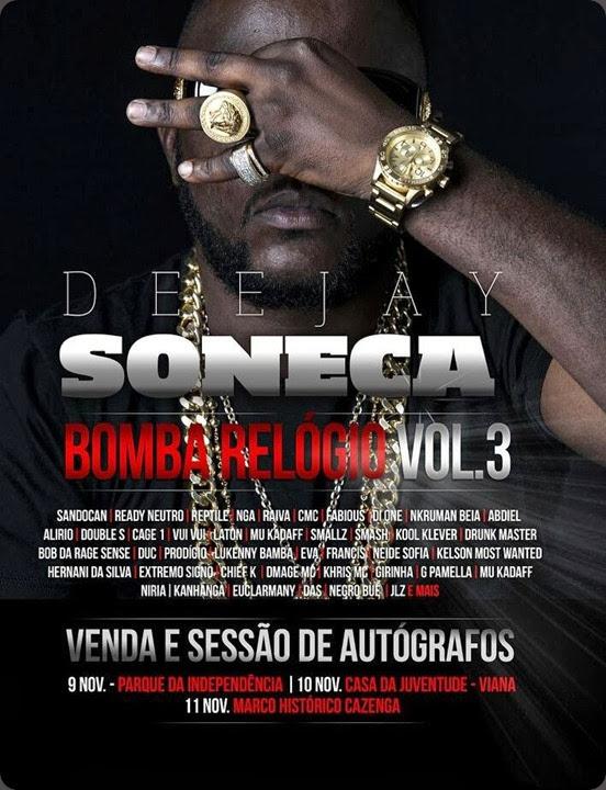 DJ Soneca Vol. 3