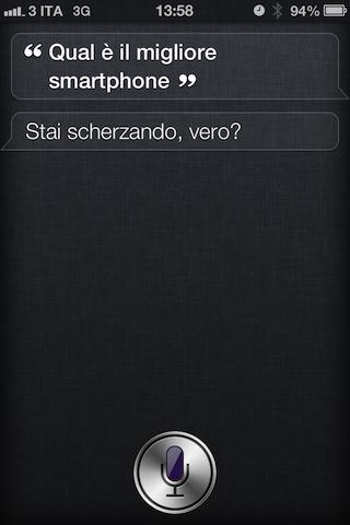 Siri iPhone migliore