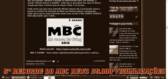 25000 VISUALIZAÇÕES