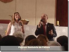 """Adriana e Márcio Pacheco cantam """"Pra Te Louvar"""""""