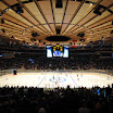 Hockey Game at the Garden