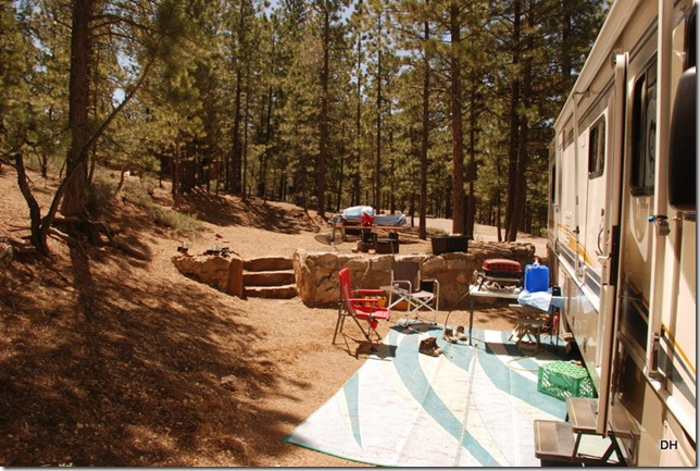 05-23-13 B North Campground Bryce