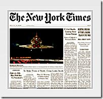newspaper app