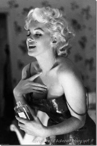 marilyn monroe and chanel n 5