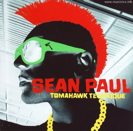 Sean Paul - Tomahawk Technique [320kbps | 2012]