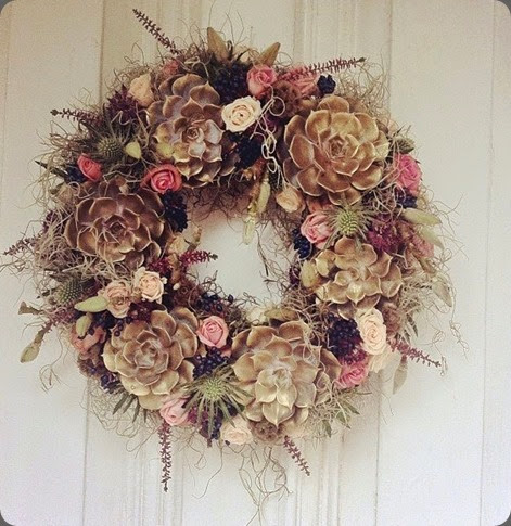 wreath kate avery flowers 1488859_10152045194070813_612934379_n