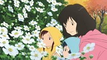 Ookami Kodomo no Ame to Yuki - Movie - Large 22