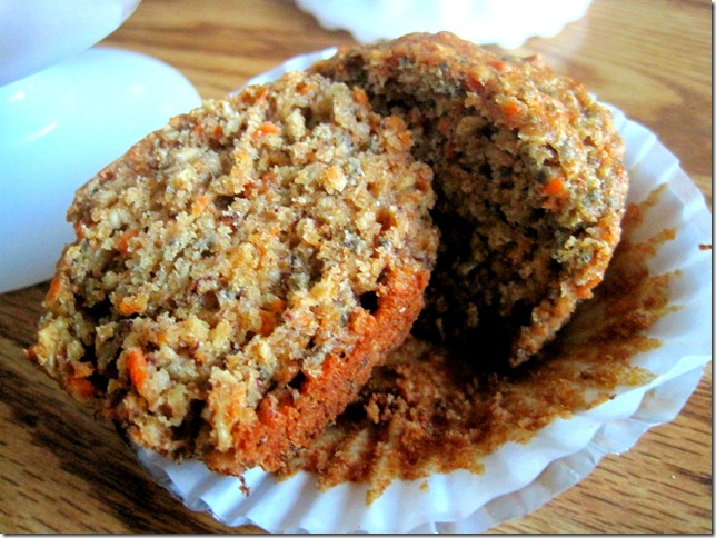 Carrot Muffins 11