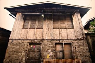 Banton Island's Old Houses
