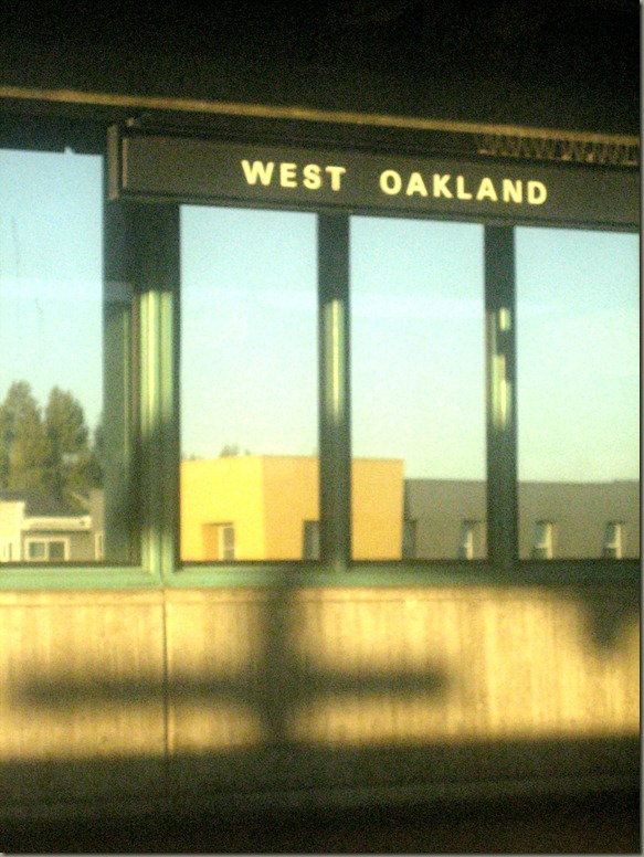 WEST OAKLAND Cross