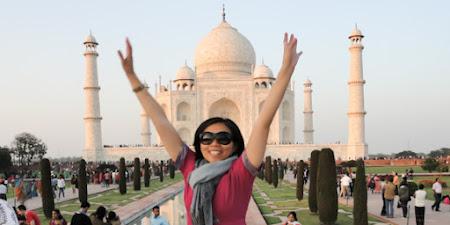 Lily Leung: Taj Mahal, India