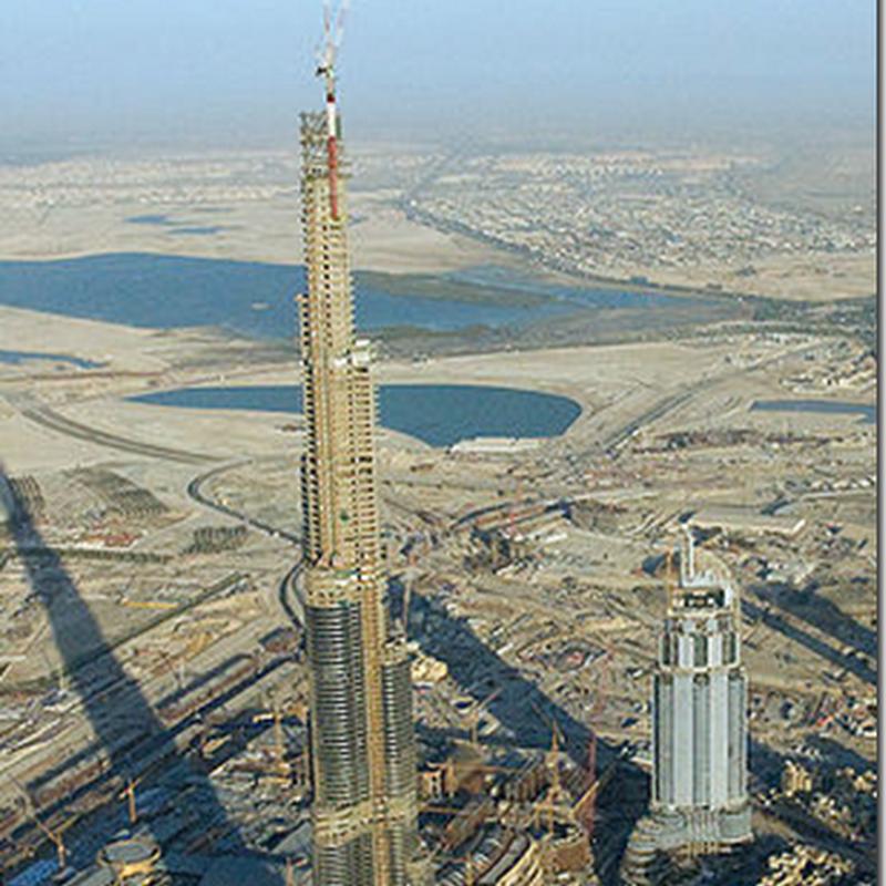 Los edificios más increíbles que se están construyendo en la actualidad (2011)