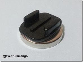 Montagem magnética GoPro - Base