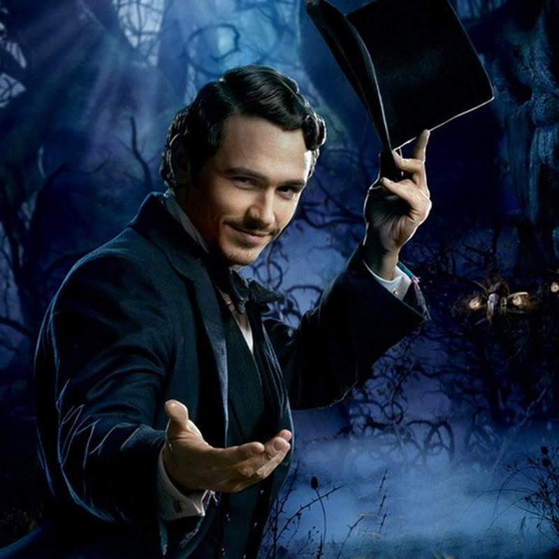 """Magic Happens as James Franco Plays """"Oz The Great and Powerful"""""""
