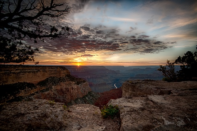 Sunset Photography Tips (Grand Canyon)
