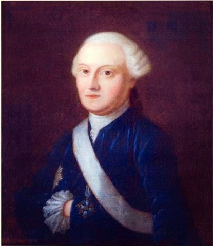 El conde Andreas Peter von Bernstorf