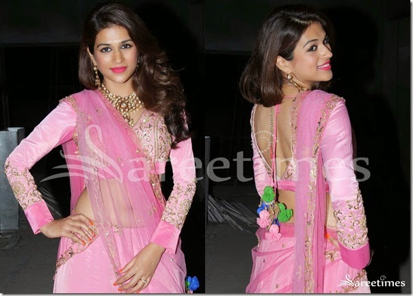 Shraddha_Das_Pink_Lehenga(2)