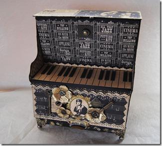 whole piano