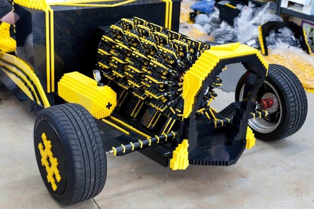 Super%252520Awesome%252520Micro%252520Project%252520Lego%252520Car%25252003 Holy Crap! Its a Drivable LEGO Car! [Video]