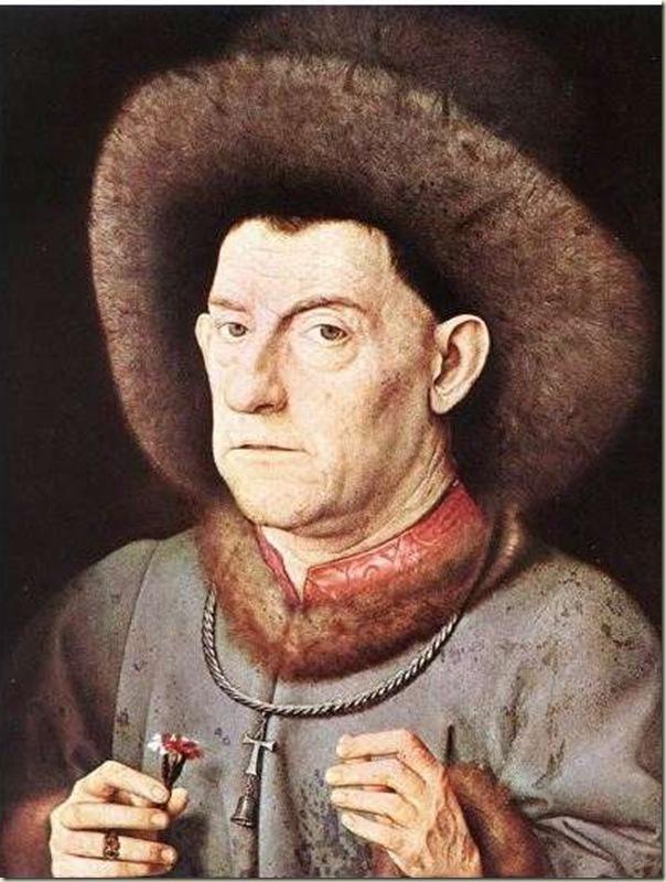 jean Van Eyck, Portrait de Jean de Bavière