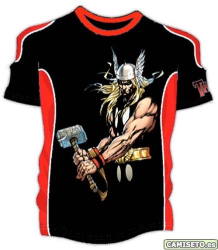 Camiseta oficial marvel thor talla xl 5239936z0