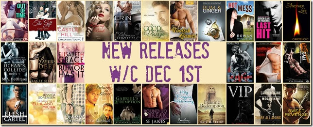 new releases dec 1st