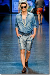 D&G Menswear Spring Summer 2012 Collection Photo 34