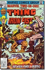 P00025 - Marvel Two-In-One #25