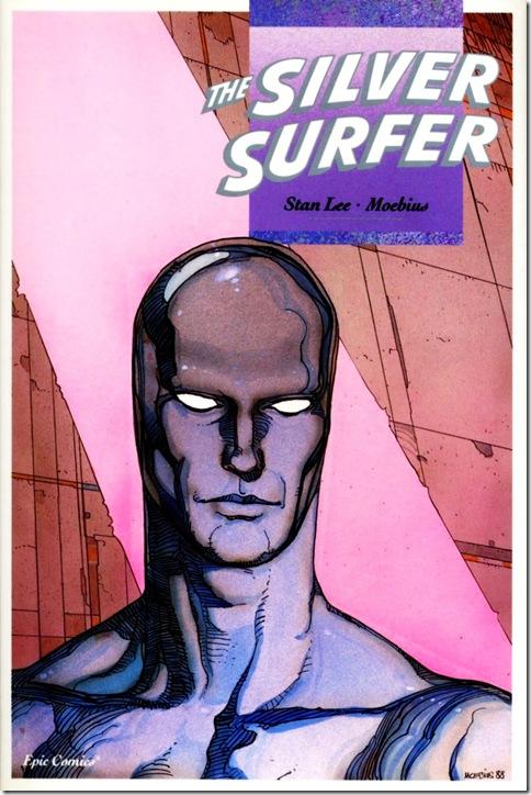 jean giraud moebius_silver surfer