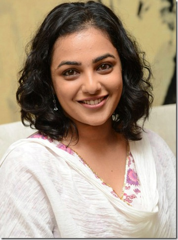 Actress Nithya Menon Recent Pics at Malini 22 Press Meet
