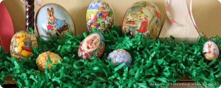 Easter Mantel 2