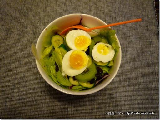 MOS和風沙拉醬-自製1
