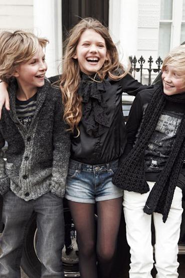 Ropa de Invierno 2013 para Jovencitas de 15 Años9