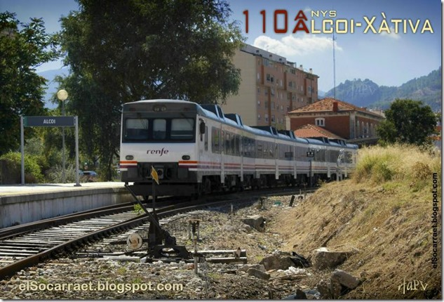 110 ANYS ALCOI-XÀTIVA (23-9-2013) elSocarraet ©rfaPV