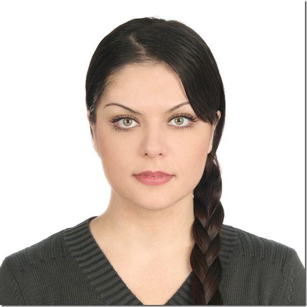Transformação estranha de uma garota russa (4)