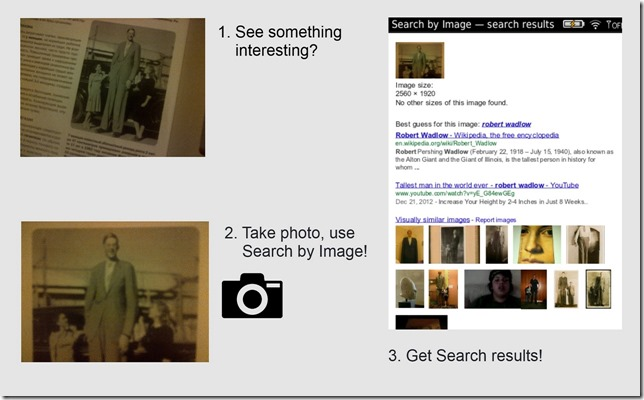 Search by Image for BlackBerry Guide