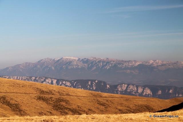 Munții Iezer-Păpușa - Bucegi