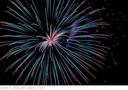 'Fireworks' photo (c) 2008, Jeff Golden - license: http://creativecommons.org/licenses/by-sa/2.0/