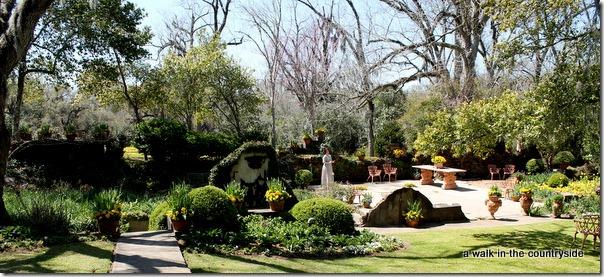 afton villa garden