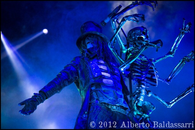 Rob Zombie_Alberto Baldassarri 2012