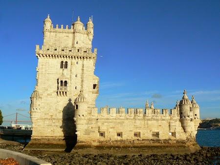 05. Turnul Belem - Portugalia.JPG