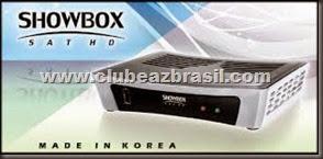 CONFIGURAR CS NO SHOWBOX HD