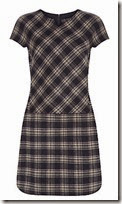 Maxmara Weekend Tartan Dress