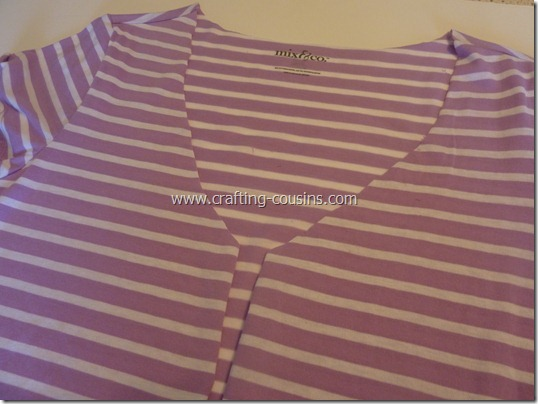 no sew vest from a tee shirt (4)
