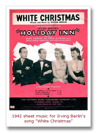 the american christmas classic by a russian born jewish songwriter that ended the vietnam war - Who Wrote The Song White Christmas