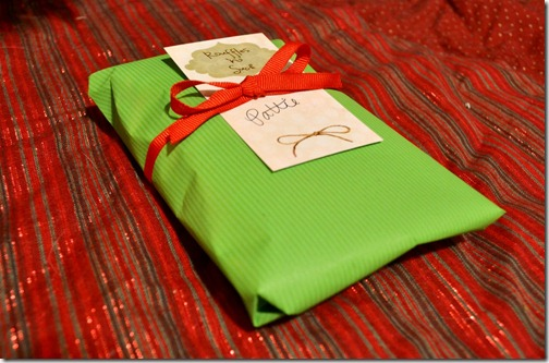 etsy christmas wrapping