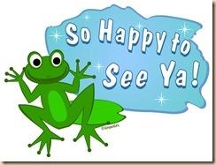 So Happy to See Ya
